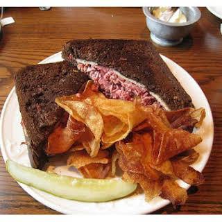 Bacon Corn Bread.