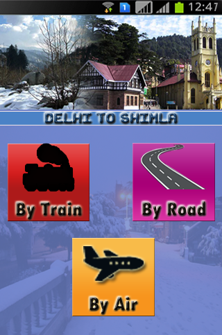 Shimla Travel