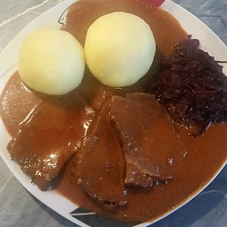 Authentic German Sauerbraten – Traditional