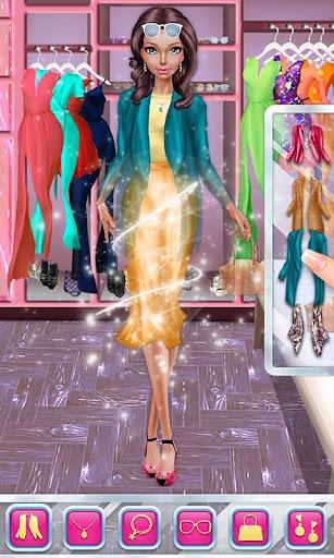 Prom Queen Hair Stylist Salon 1.7 screenshots 4