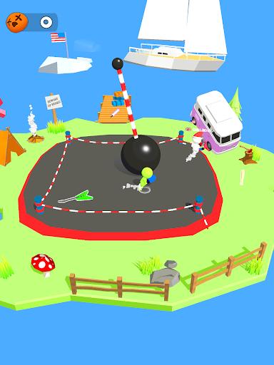 Stickman Boxing Battle 3D screenshots 9