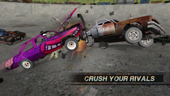 Demolition Derby: Crash Racing- screenshot thumbnail