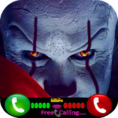 FAKE CALL FROM VEDIO PENNYWISE KILLER