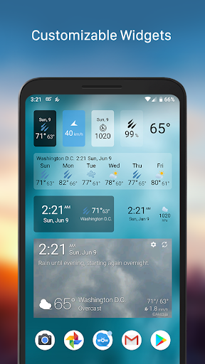 Weather & Widget - Weawow screenshot 2