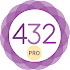 432 Player Pro - Your Music and Radio in 432hz
