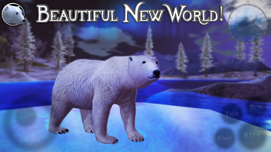 Polar Bear Simulator 2 1.0 (Full Paid) Apk Download 3