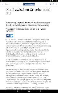 Schweiz am Sonntag - E-Paper screenshot 7