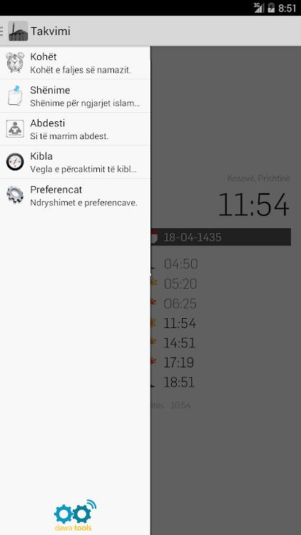 Takvimi - Shqip – (Android Appar) — AppAgg