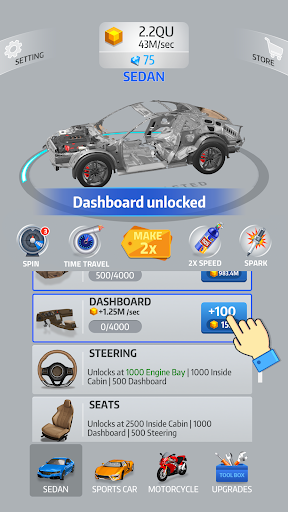 Idle Car filehippodl screenshot 2