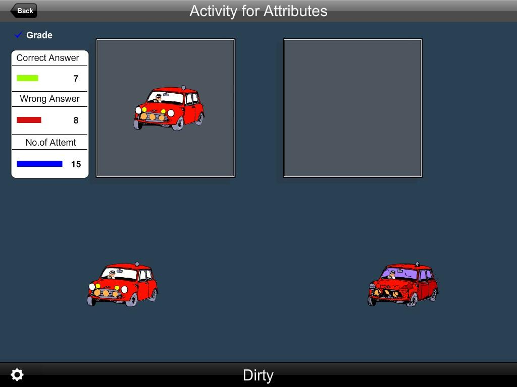 Activity for Attributes Lite- screenshot