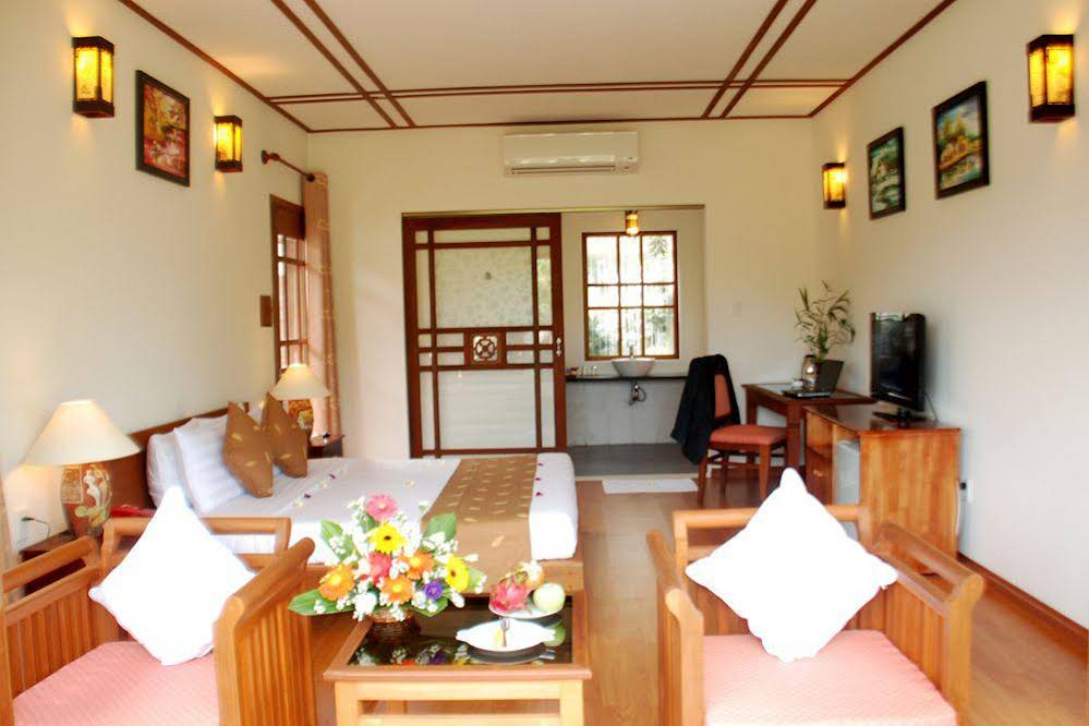 Hoian Riverside Bamboo Resort
