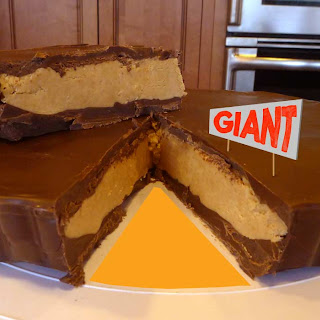 Easy Giant Peanut Butter Cup.