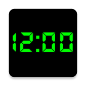 Simple Text Clock