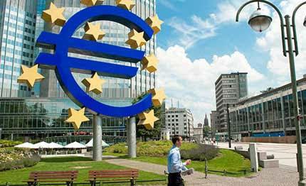BCE chiude 2018 in utile