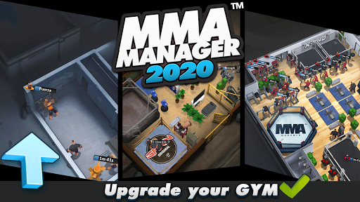 MMA Manager apkmr screenshots 8