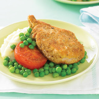 Breaded Pork Cutlets.