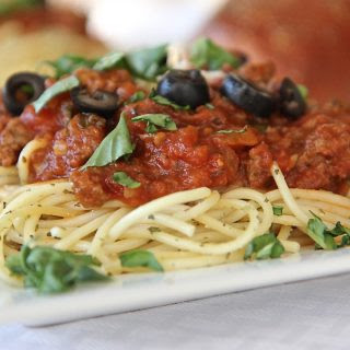 Homemade Spaghetti Sauce Without Onions Recipes.