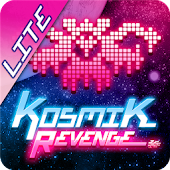 Kosmik Revenge Lite - Retro Arcade Shoot 'Em Up
