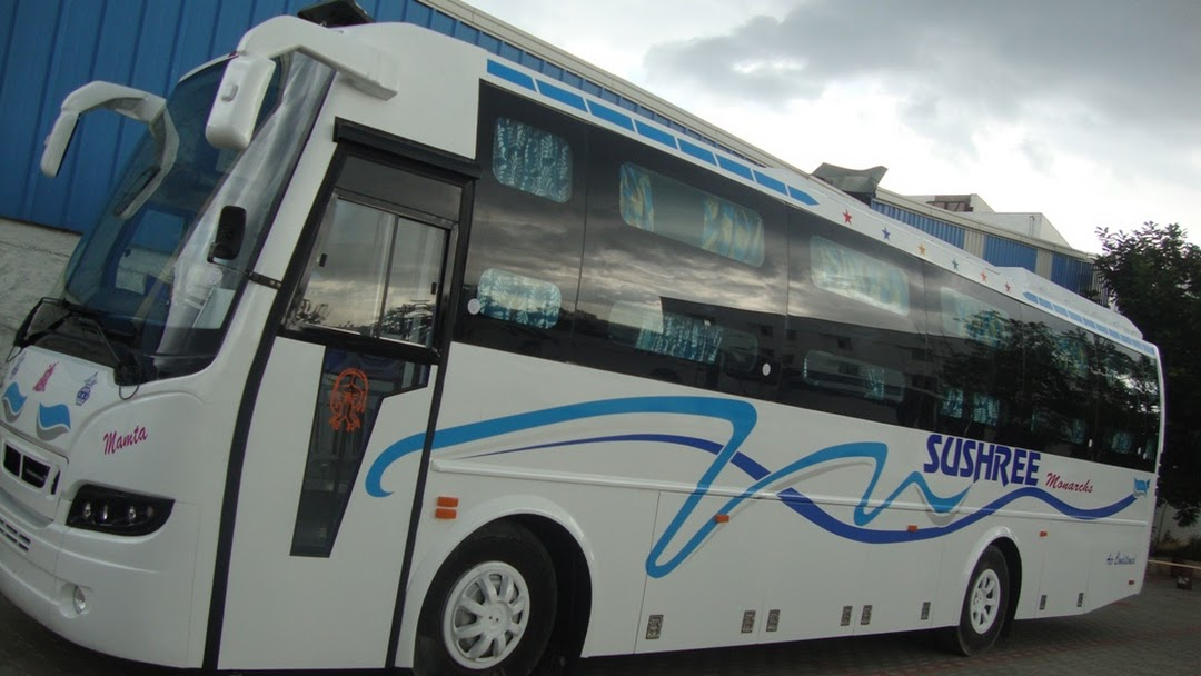 Srm Autotec Bus Body Building Bus And Coach Company In Kandigai
