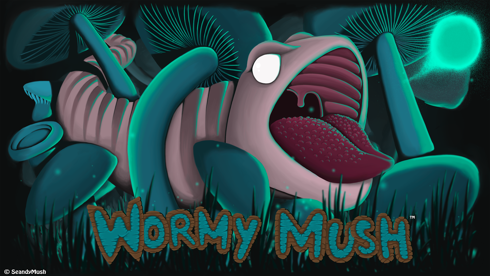 Wormy Mush- screenshot
