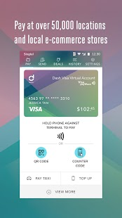 Singtel Dash- screenshot thumbnail
