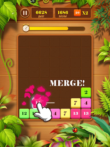 Drag n Merge: Block Puzzle screenshots 14
