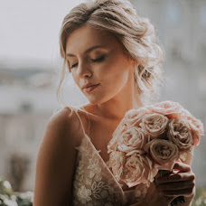 Fotografo di matrimoni Marta Kounen (Marta-mywed). Foto del 22.12.2018