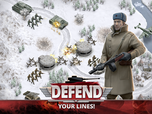 1941 Frozen Front - a WW2 Strategy War Game 1.12.4 screenshots 10