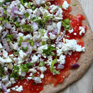 Healthy Homemade Whole Wheat Pizza Recipe