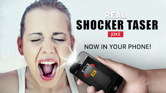 Real shocker taser joke - náhled