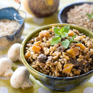Winter One-Pot Lentils and Rice (for Pressure Cookers!).