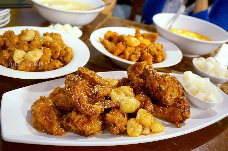 朴大哥的韓式炸雞,逢甲美食推薦-5