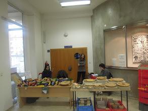 Photo: Prodej výrobků na Pedagogické fakultě v Brně