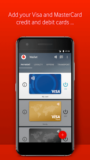 Vodafone Wallet Apk - Picture Vodafone and Foto