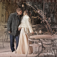 Wedding photographer Sergey Mayorov (mayfoto). Photo of 27.01.2015