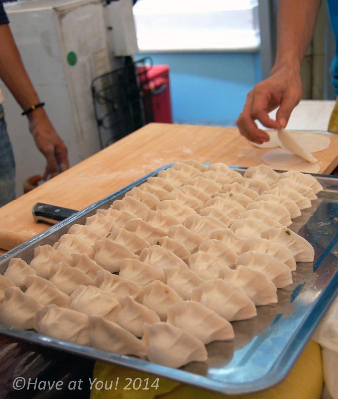 Fu Dao dumplings