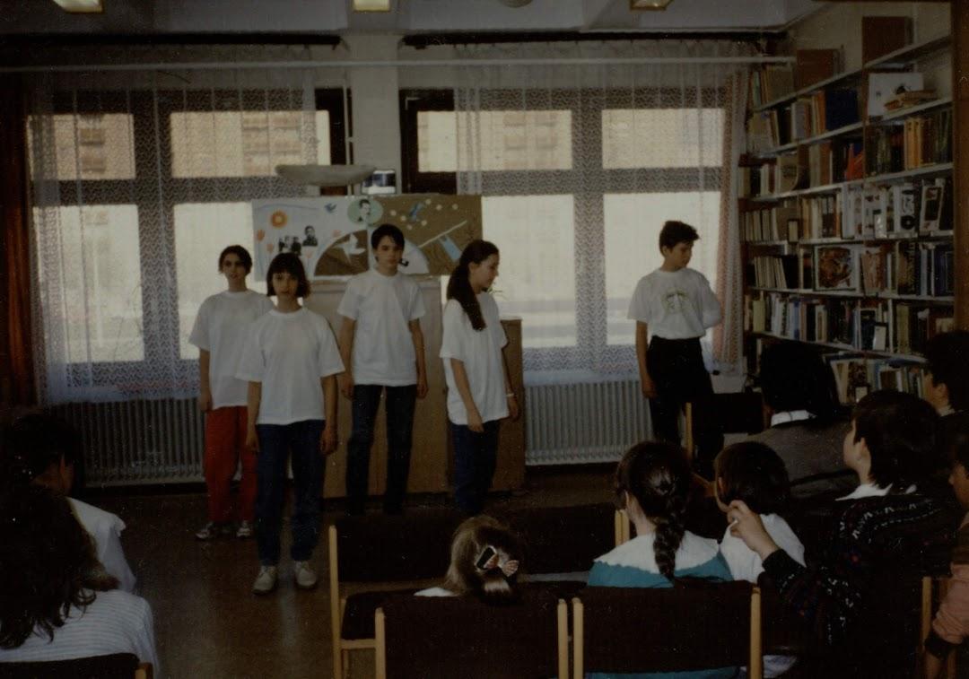 Széchenyi körúti iskola csapata
