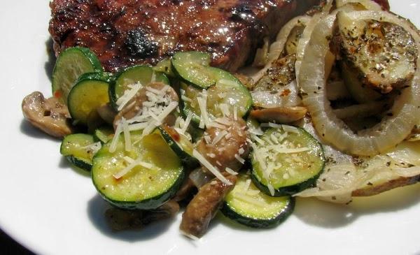 Zucchini Saute' Recipe