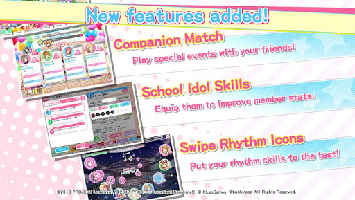 Love Live!School idol festival 6.3.2 screenshots 4