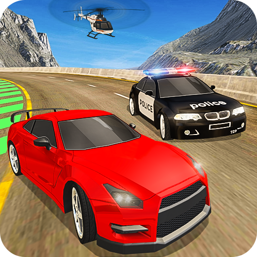 Endless Race Police Chase: 3D Racing Games (game)