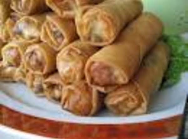 Thai Crispy Eggrolls Recipe