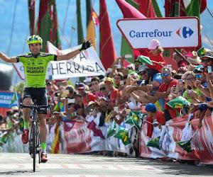 Astana haalt Spaanse klimgeit -die indruk maakte in de Vuelta- weg bij Euskadi-Murias