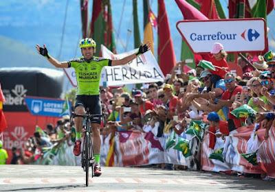 Oscar Rodriguez rijdt volgend seizoen in dienst bij Astana