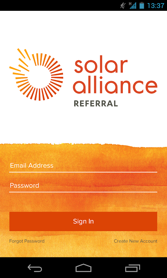 Solar Alliance- screenshot
