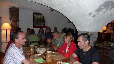 Photo: repas intime
