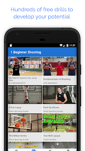 Hustle - Basketball Drills for Coaches and Players- screenshot thumbnail