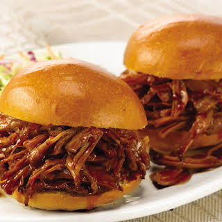Slow Cookers BBQ Pulled Pork.