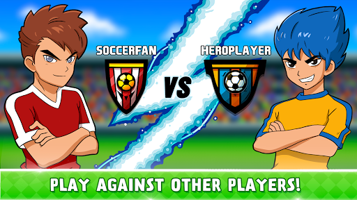 Soccer Heroes 2018 - RPG Football Stars Game Free  screenshots 6