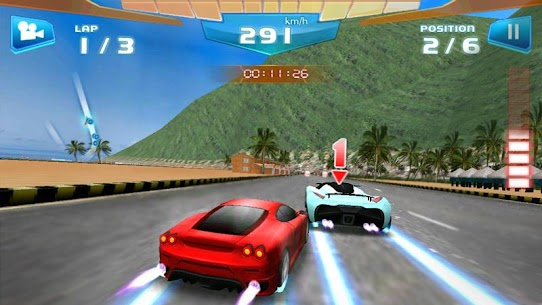 Fast Racing 3D MOD Apk (Unlimited Money) 2