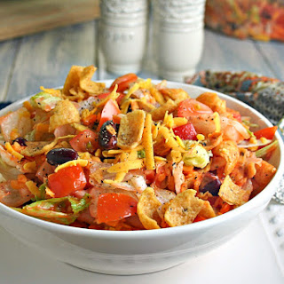 Frito Salad With Catalina Dressing Recipes
